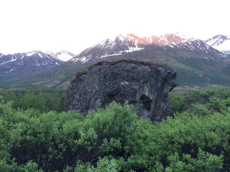 Rock Climbing Photo: Aldershade