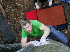 Rock Climbing Photo: Venus Rising