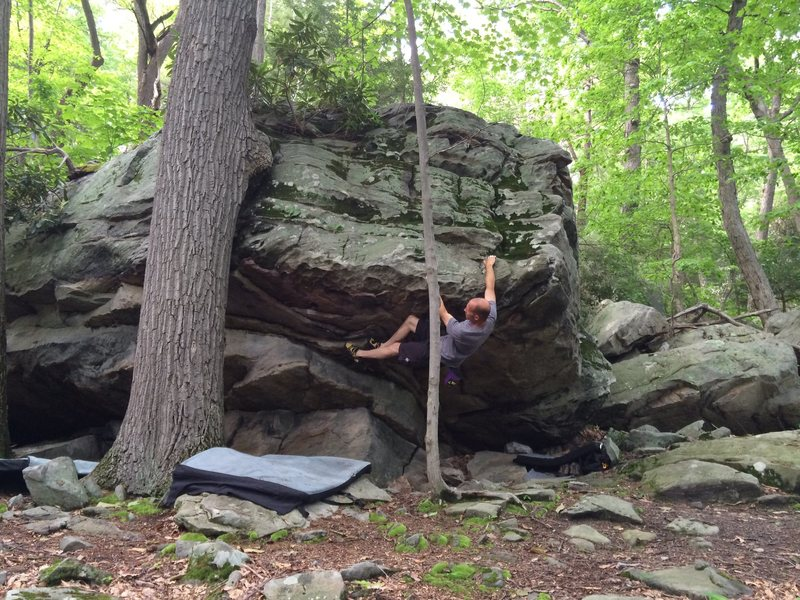 """""""Labor and Delivery""""...Coopers Rock's best V2!!!"""