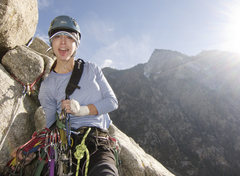 Rock Climbing Photo: girls just wanna have gear
