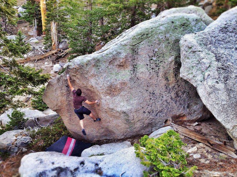Rock Climbing Photo: nds on Kinesthesia