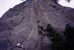 Rock Climbing Photo: This is a fantastic climb with bomber gear everywh...