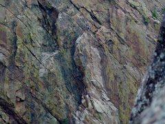 Rock Climbing Photo: Ruper.
