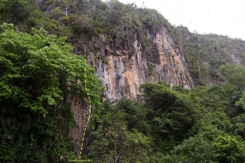 Rock Climbing Photo: Paredon De Josue