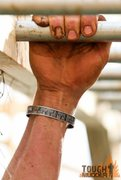 Rock Climbing Photo: Killed In Action bracelet worn by one of Peney's b...