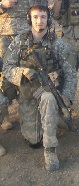 Last photo before this Army Ranger Medic laid his life down to protect America!