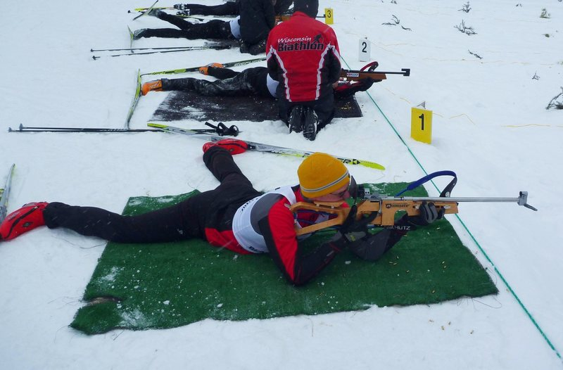 Other fun stuff.  Wisconsin Biathlon Cup #5, March 2014.