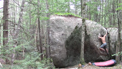 Rock Climbing Photo: Cool but Contrived