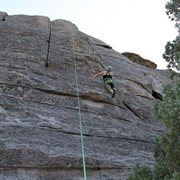 Rock Climbing Photo: Love the rock quality