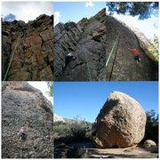 Rock Climbing Photo: Road tripper