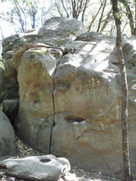 Rock Climbing Photo: Indian Crack
