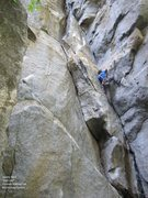 Rock Climbing Photo: Jeremy