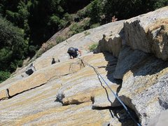 Rock Climbing Photo: Gokul, p4