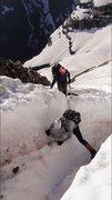 Rock Climbing Photo: Bell Cord.
