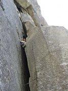 Rock Climbing Photo: p3, David Wilson