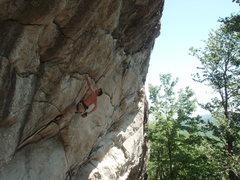 Rock Climbing Photo: shagg