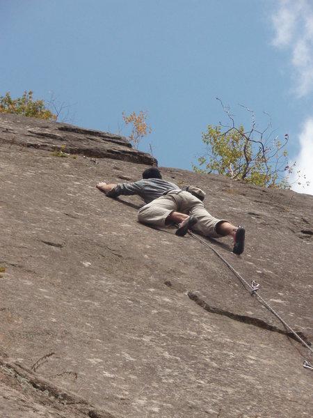 Rock Climbing Photo: Squaredock