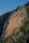 Rock Climbing Photo: Overhang Rock.  Climbing photography by: vandiverp...