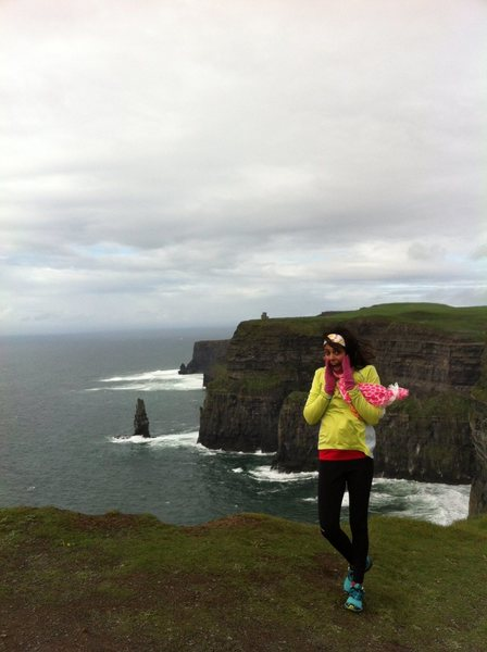 Rock Climbing Photo: Cliffs of Moher
