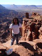 Rock Climbing Photo: King Fisher!