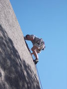 Rock Climbing Photo: Rob.