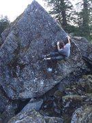 Rock Climbing Photo: Rewilding area