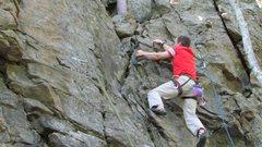 Rock Climbing Photo: Upper Darth