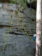 Rock Climbing Photo: Start of Jane