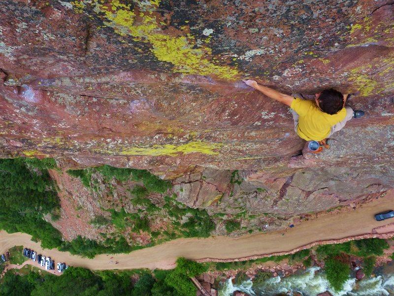 Rock Climbing Photo: Photo by Scott Bennett.