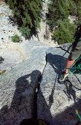 Rock Climbing Photo: Etude