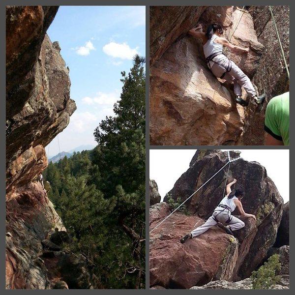 Rock Climbing Photo: May 17,2014