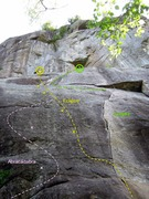 Rock Climbing Photo: Sceptre