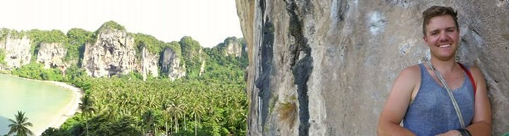 Rock Climbing Photo: The view from Humanality