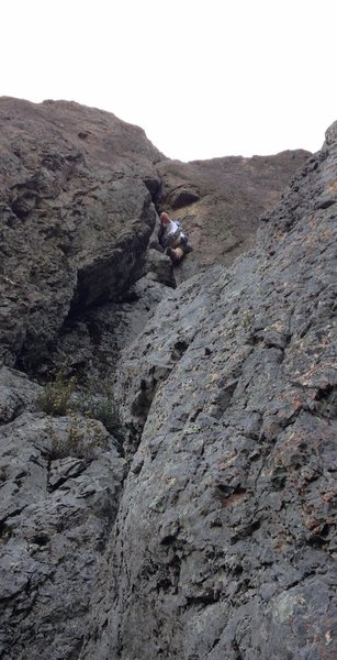 Rock Climbing Photo: Lava and Lichen fest - yea!