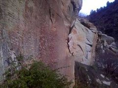 Rock Climbing Photo: Mmmmm.