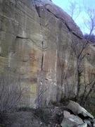 Rock Climbing Photo: Hmmm....