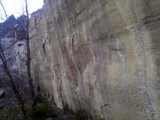 Rock Climbing Photo: Ah....