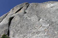Rock Climbing Photo: Das craigers