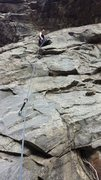 Rock Climbing Photo: 4-20-14