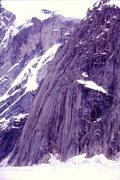 Rock Climbing Photo: Mt. Barrill