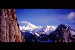 Rock Climbing Photo: ...As seen from Pk. 6000 on the Ruth...