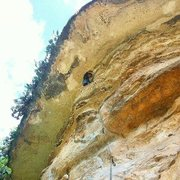 Rock Climbing Photo: Lonesome Dove 5.11