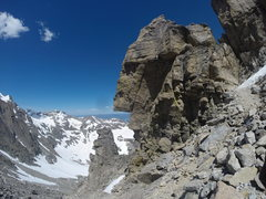 Rock Climbing Photo: Pawnee Pass