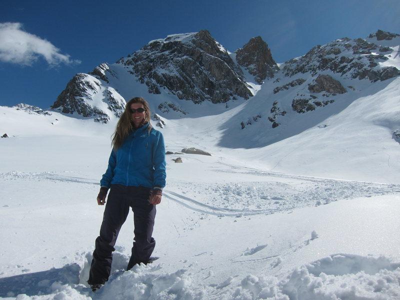 Rock Climbing Photo: skiing is always Type I