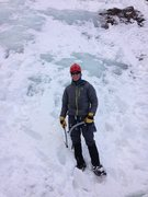 Rock Climbing Photo: Adirondacks Ice Climbing