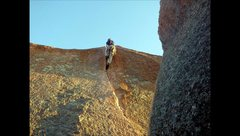 Rock Climbing Photo: After making the top choice