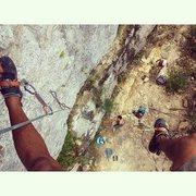Rock Climbing Photo: Mossotopia 5.11c