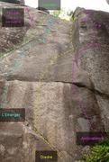 Rock Climbing Photo: 690 Fais pipi sur les voisins Craquatom L'Etranger...