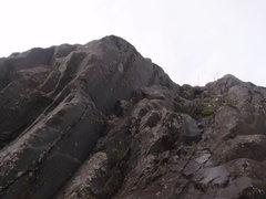 Rock Climbing Photo: Follow the bolt for a good time :)