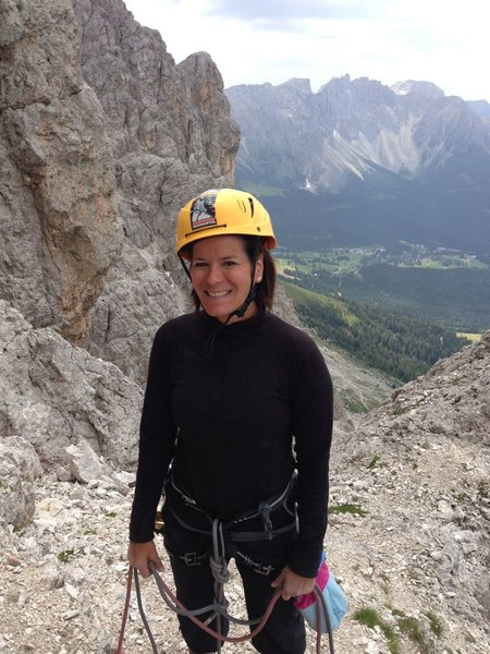 Rock Climbing Photo: The Dolomites